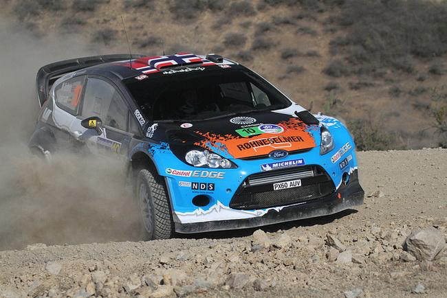 WRC, Ралли Мексики-2012