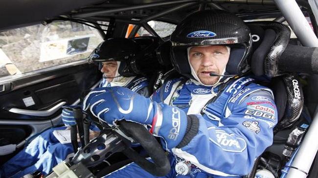 WRC, Ралли Мексики-2012: Петтер Сольберг и Крис Паттерсон