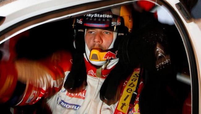 WRC, Ралли Мексики-2012: Себастьян Лоэб