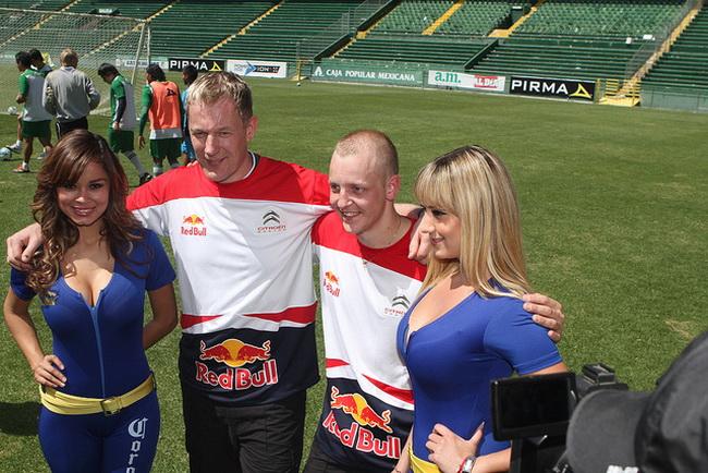 WRC, Ралли Мексики-2012: Микко Хирвонен и Ярмо Лехтенен