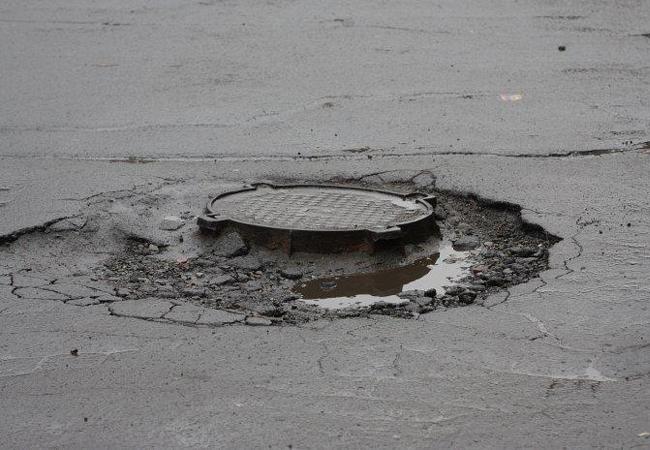 недостатки на дорогах