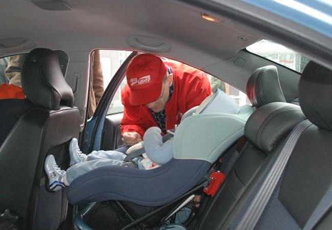 штраф за перевозку детей без кресла