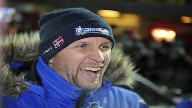 WRC, Петтер Сольберг