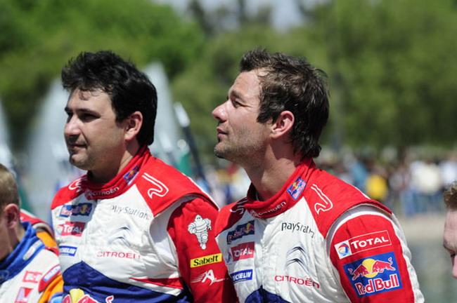 WRC, Себастьян Лоэб и Даниель Елена