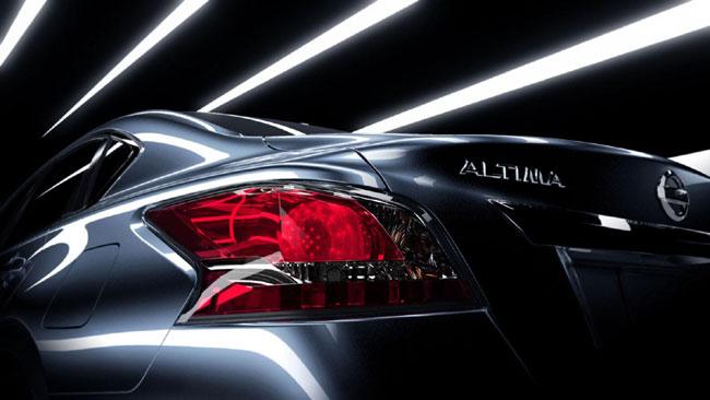 На Нью-Йоркском автошоу покажут новый Nissan Altima