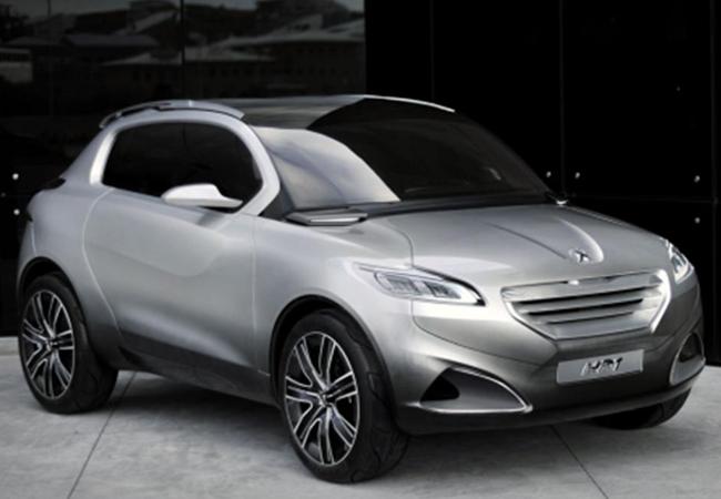 Peugeot SUV В-класса