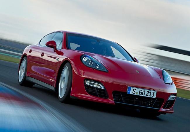 Женевский автосалон 2012 Porsche Boxster