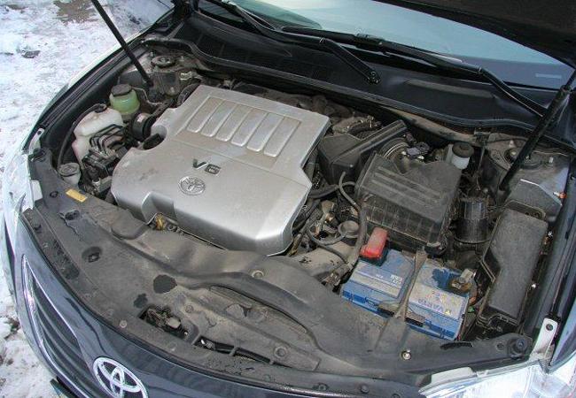 двигатель V6 3,5 л Toyota Camry (40)