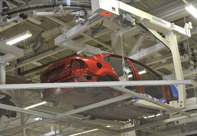 Калужский завод Volkswagen
