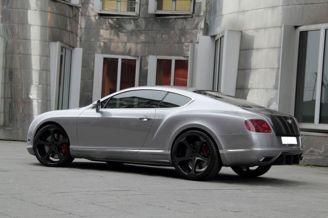 тюнинг Bentley Continental GT