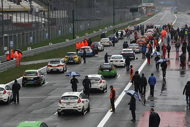 Кузовные гонки ЕТСС и Master KR Racing