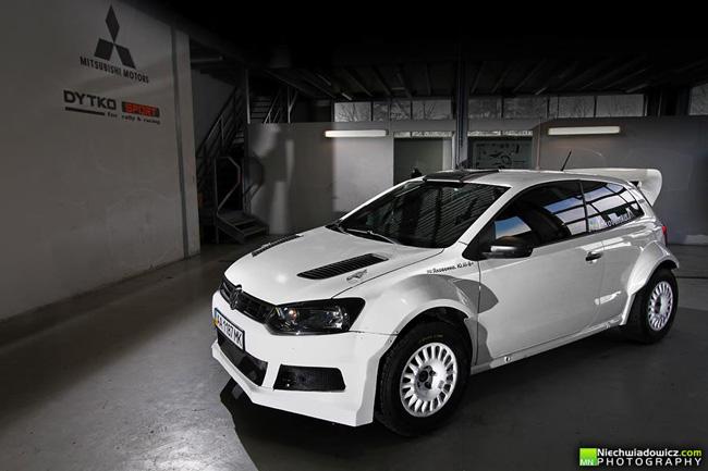 Чемпионат Украины по ралли 2013: VW Polo Proto Racing
