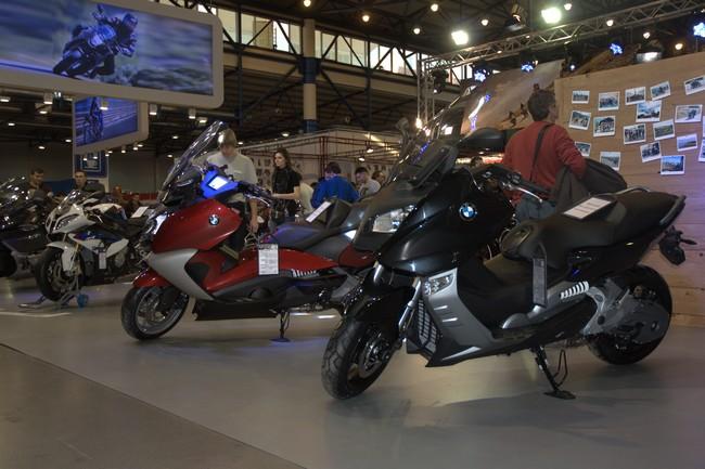 Новинки BMW на Мотобайк 2013
