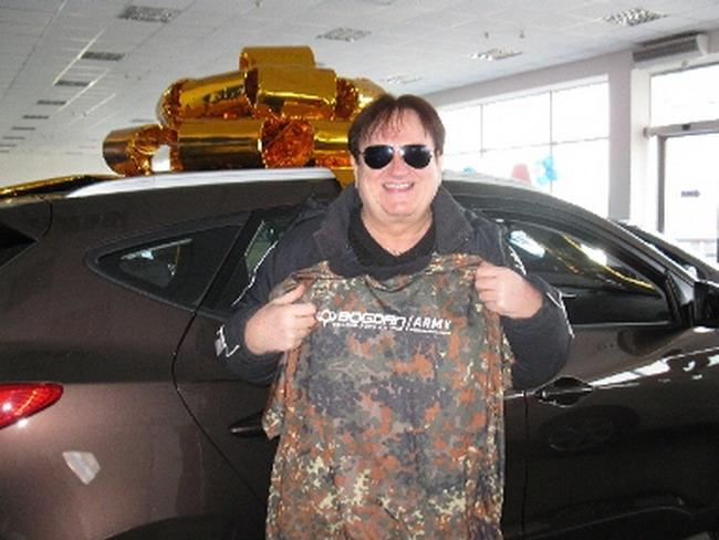 «Богдан-Авто Холдинг» поздравил мужчин с «Днем Защитника»