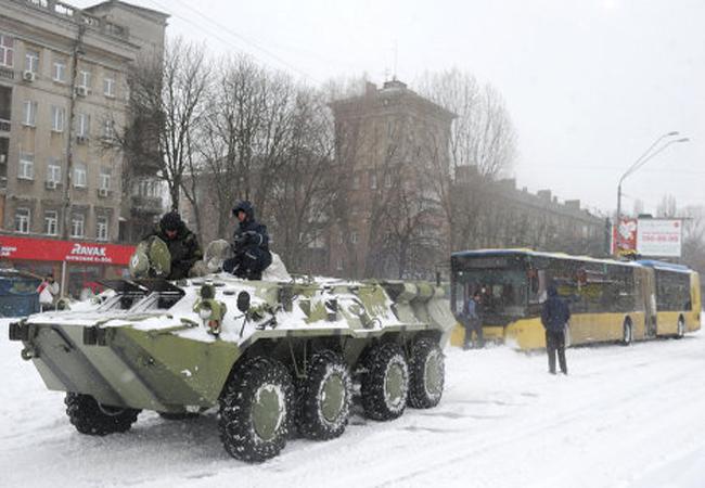 Владельцы оффроуд в Киеве спасают застрявших