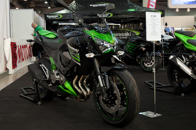 Мотобайк 2013: новинки от Kawasaki