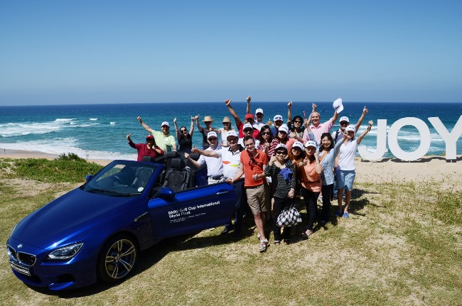 BMW Golf Cup International 2013