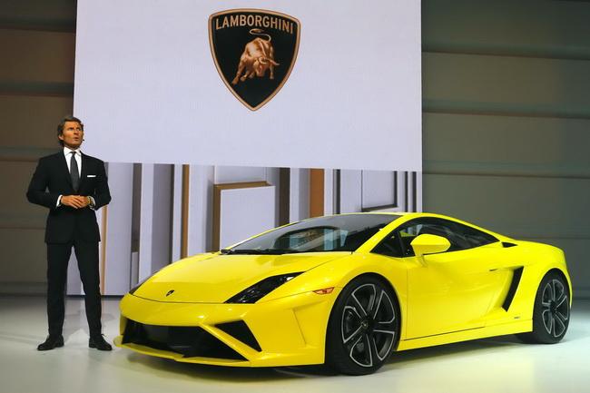 Стефан Винкельман: Внедорожник Lamborghini Urus отправится в серию