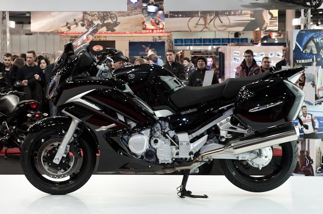 Выставка Мотобайк-2013: Yamaha FJR 1300 A