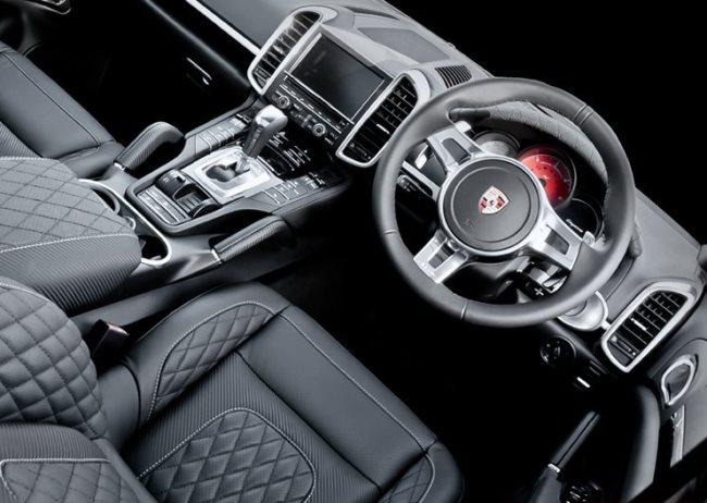 Автосалон Женева 2013: Porsche Cayenne Super Sport