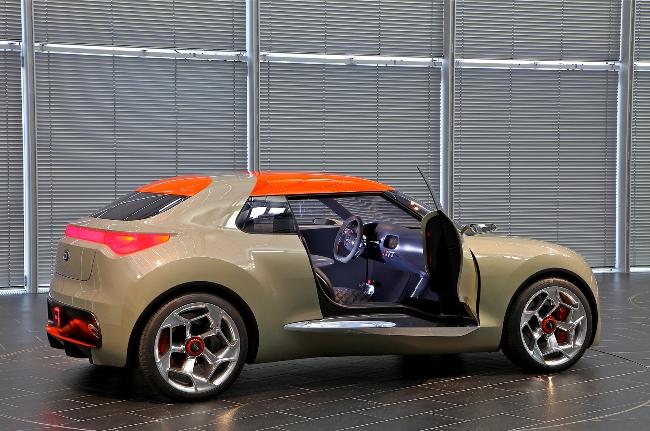 Женевский автосалон 2013: Kia Provo