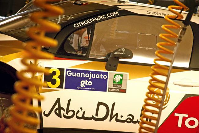 Rally Mexico: Себастьян Ожье перехватывает инициативу