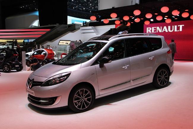 Женевский автосалон 2013: новинки Renault