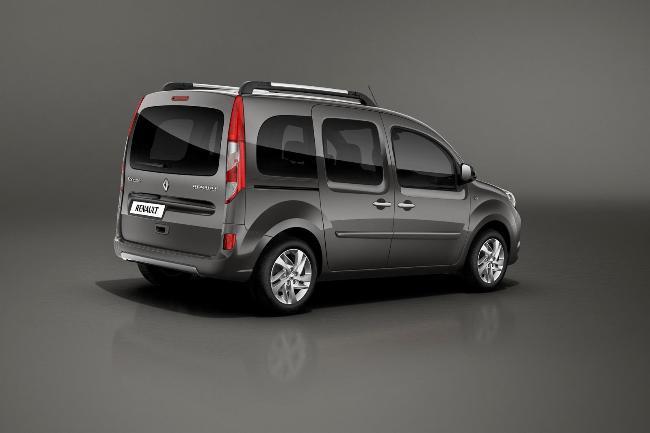 Женева 2013: Пассажирский Renault Kangoo