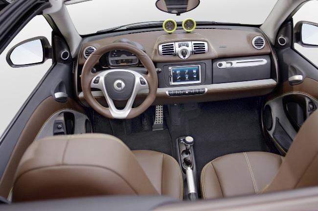 Женевский автосалон 2013: Smart Fortwo