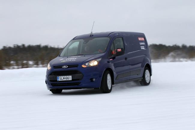 Arctic Van Test 2014
