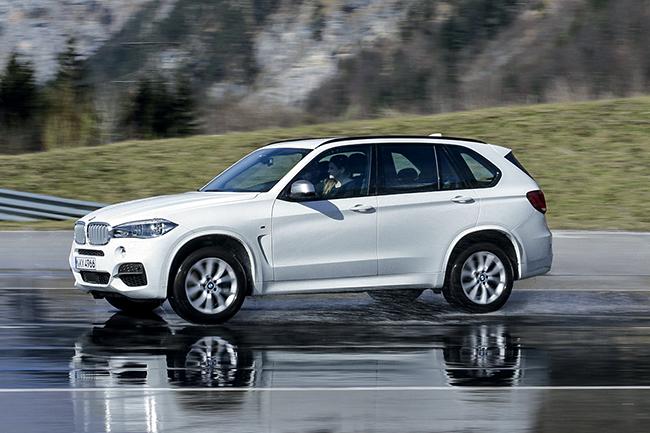 Тест-драйв BMW X5