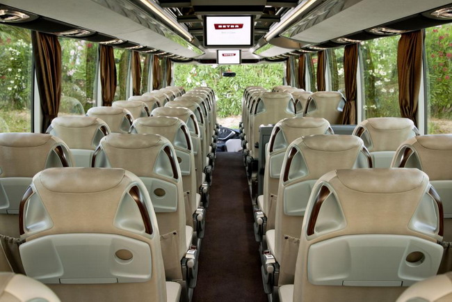 автобус Setra TopClass 500