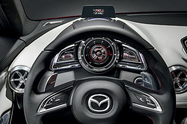Mazda Hazumi