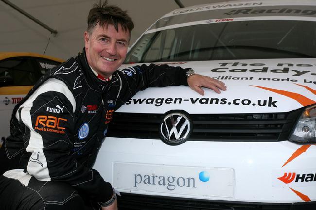 Новый Caddy стартовал в чемпионате VW Race