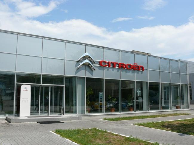 Новый Citroеn C4 Positive Power
