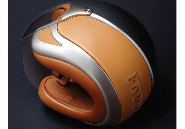 FHFerrari racing helmet