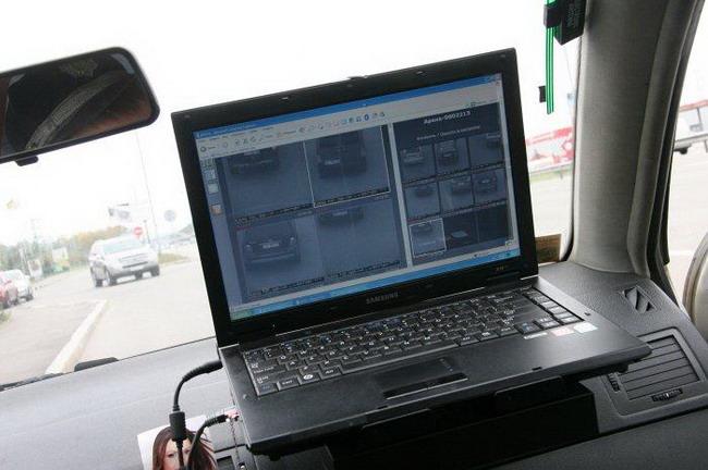 посты ГАИ и патрульные машины оборудуют компьютерами