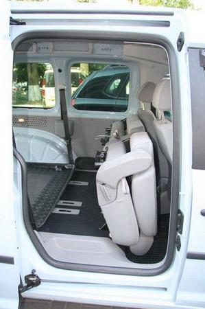 салон VW Caddy