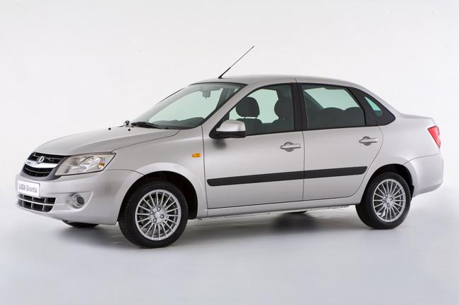 Lada Granta будет выпускаться в трех вариантах комплектации и с тремя возможными моторами.
