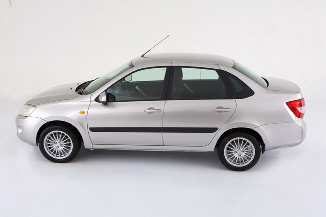 Для новой модели АвтоВАЗ использовал свою самую свежую платформу - от Kalina