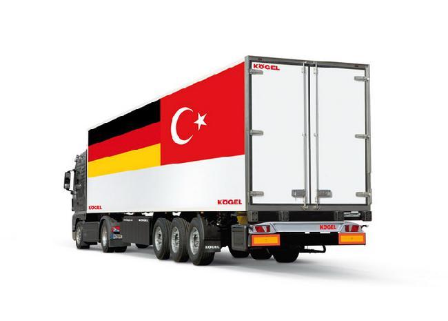 Kogel открывает сборочный завод в Турции