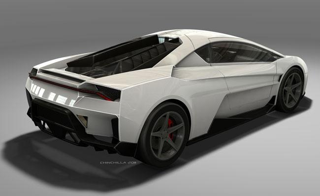 Lamborghini Indomable