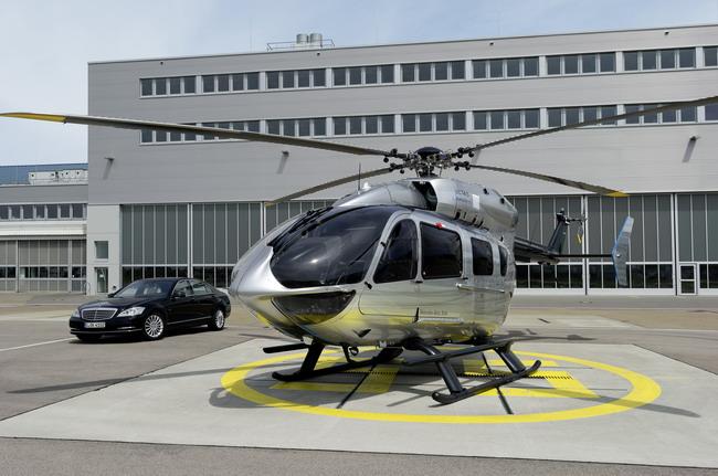 EC145 «Mercedes-Benz Style»