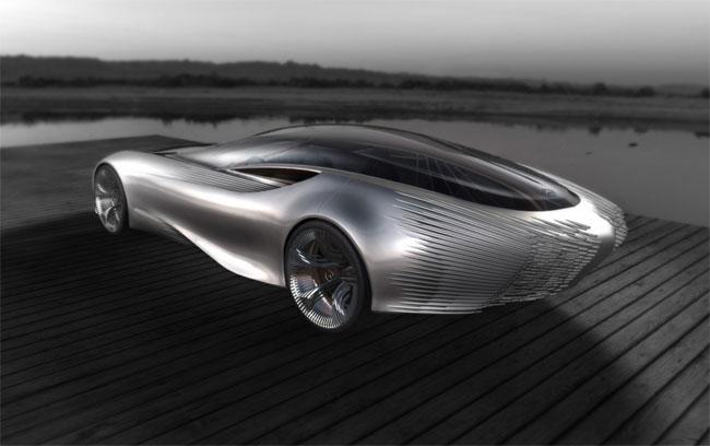 Mercedes-Benz Aria