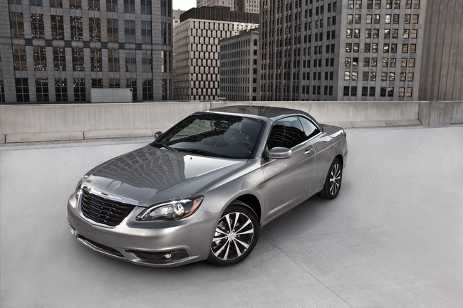 Chrysler 200 S convertible