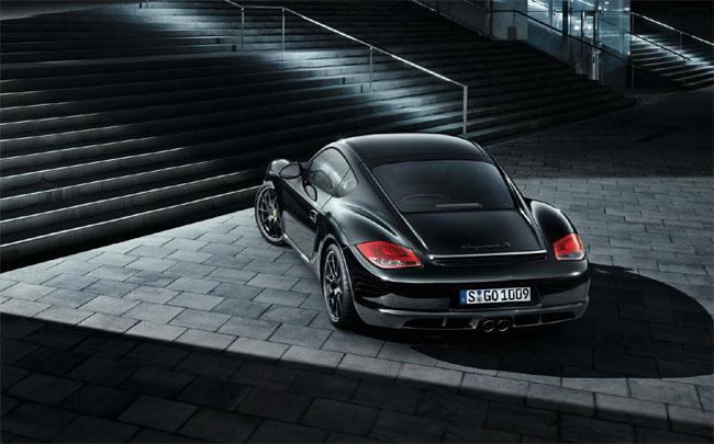 Cayman S Black Edition