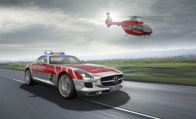 Mercedes-Benz SLS AMG concept
