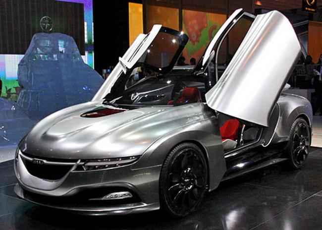 новое поколение Saab 9-3