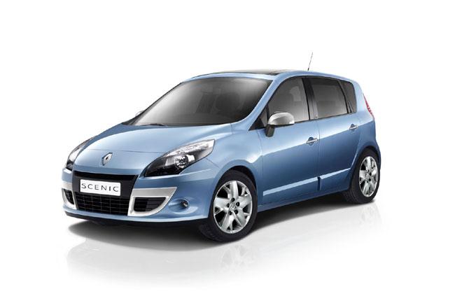 Renault Scenic 15th