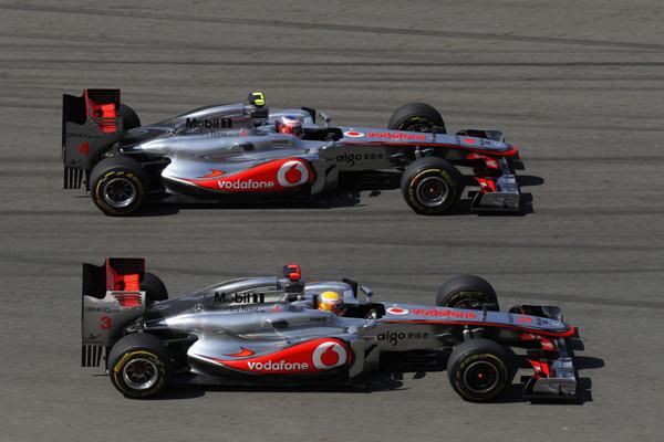 Себастьян Феттель выиграл Гран-при Турции